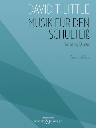 Product Cover for Musik für den Schultheiss
