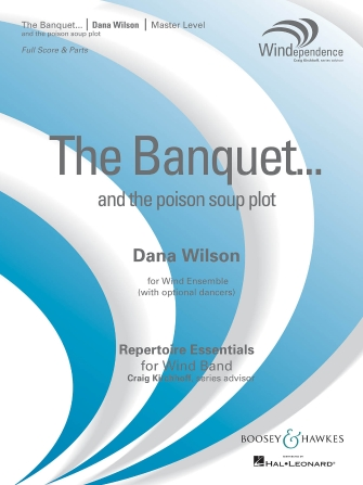 Product Cover for The Banquet...and the poison soup plot