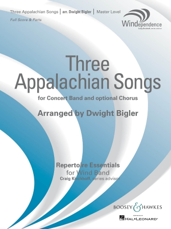 Product Cover for Three Appalachian Songs
