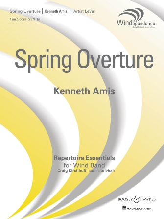Product Cover for Spring Overture