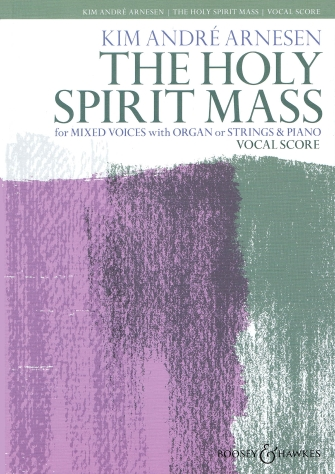 Product Cover for The Holy Spirit Mass