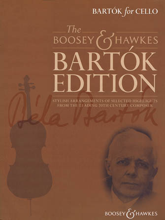 Product Cover for Bartók for Cello