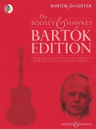 Product Cover for Bartok For Guitar