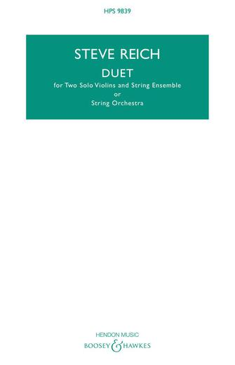 Product Cover for Duet