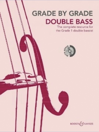 Product Cover for Grade by Grade – Double Bass (Grade 1)