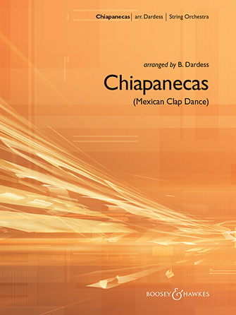 Product Cover for Chiapanecas (Mexican Clap Dance)