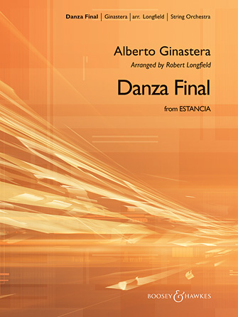 Product Cover for Danza Final