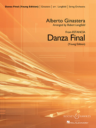 Product Cover for Danza Final (Young Edition)