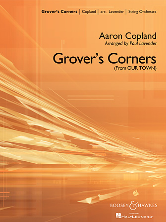 Product Cover for Grover's Corners