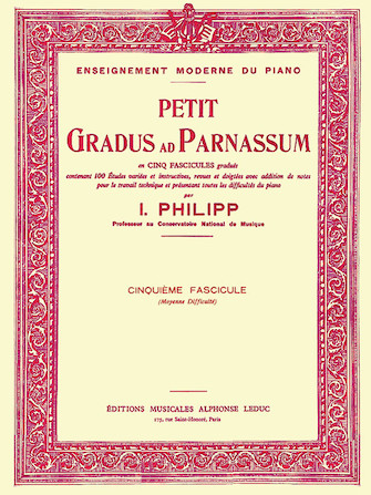 Product Cover for Petit Gradus Ad Parnassum Volume 5 – Piano