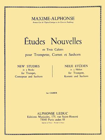 Product Cover for Etudes Nouvelles – Volume 1