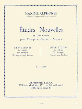 Product Cover for Etudes Nouvelles – Volume 2