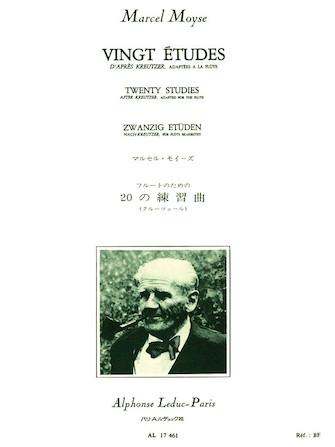 Product Cover for Twenty Studies After Kreutzer