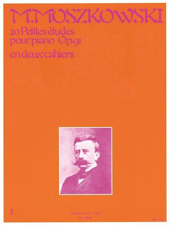 Product Cover for 20 Petites Etudes pour Piano Op. 91 – Volume 1