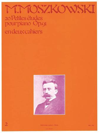 Product Cover for 20 Petites Etudes pour Piano Op. 91 – Volume 2