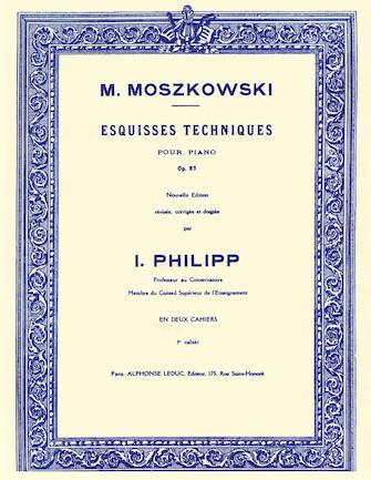 Product Cover for Esquisses Techniques pour Piano, Op. 97 – Volume 1