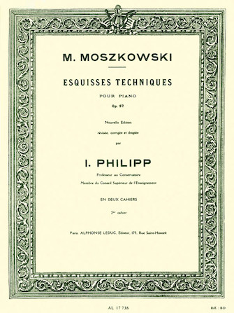 Product Cover for Esquisses Techniques pour Piano, Op. 97 – Volume 2