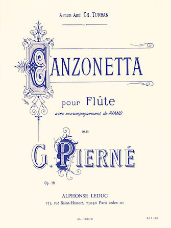Product Cover for Canzonetta Op. 19