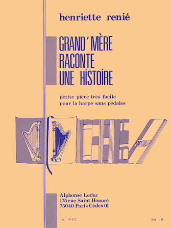 Product Cover for Grand'mere Raconte Une Historie