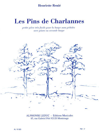 Product Cover for Les Pins de Charlannes