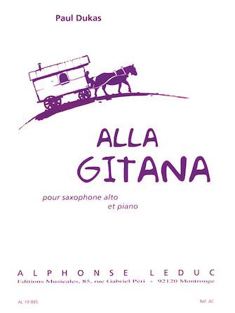 Product Cover for Alla Gitana