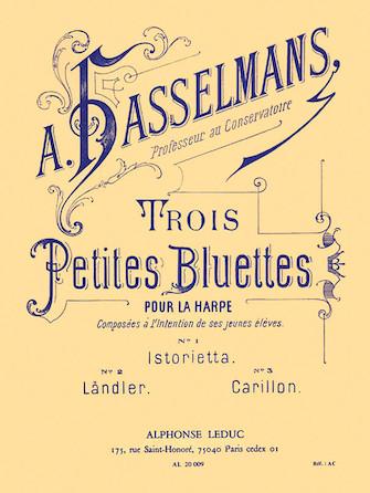 Product Cover for Trois Petites Bluettes Op. 28