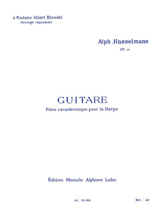 Product Cover for Guitare, Op. 50