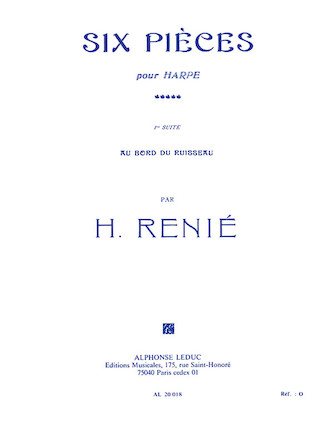 Product Cover for Au Bord du Ruisseau