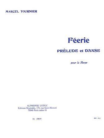 Product Cover for Féerie – Prélude et Danse