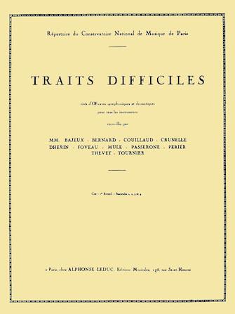 Traits Difficiles – Volume 1