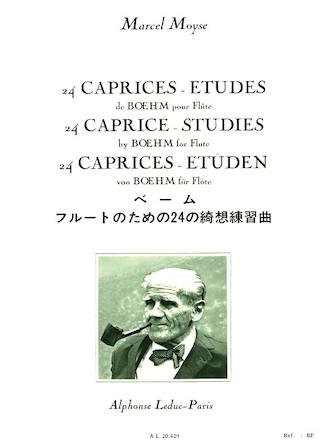 Product Cover for 24 Caprices Etudes de Boehm pour Flute