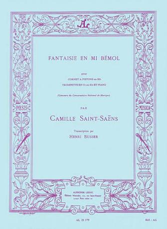Product Cover for Fantaisie En Mi Bemol