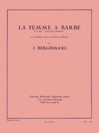 La Femme A Barbe (trombone & Piano)