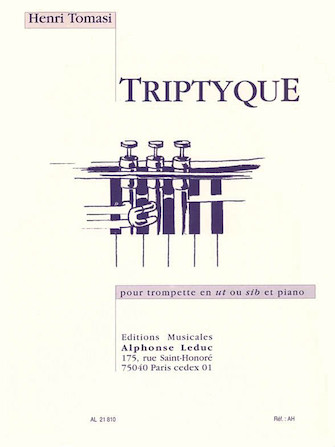 Product Cover for Tryptique (trumpet And Piano)