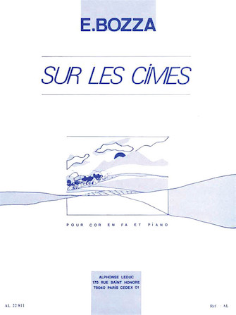 Product Cover for On Th Summits (f Horn And Piano)