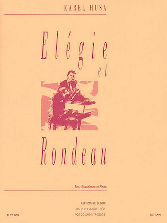Product Cover for Elegy And Rondeau