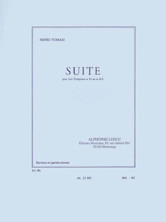 Product Cover for Suite (three Trumpets)