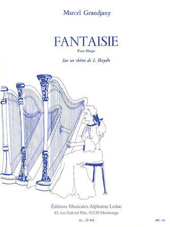 Product Cover for Fantasy After J. Haydn (harp)