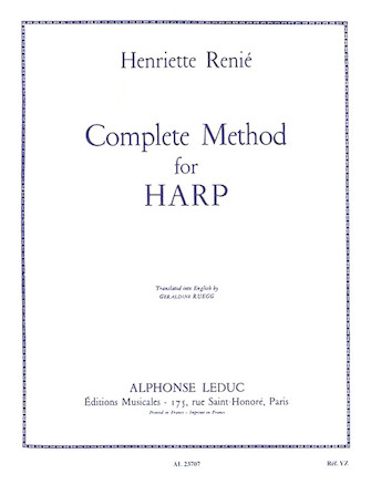 Product Cover for Methode Complete (harp Solo)
