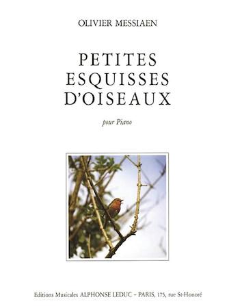 Product Cover for Oliver Messiaen - Petites Esquisses Doiseaux Pour Piano
