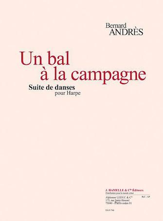 Product Cover for Un Bal A La Campagne Suite De Danses Pour Harpe (10 Pieces)