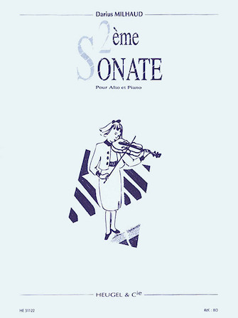 Product Cover for Sonata No. 2, For Viola And Piano