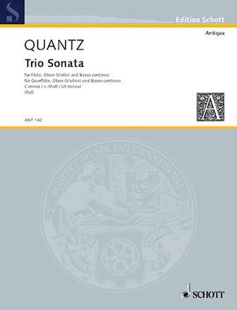 Product Cover for Trio Sonata C-Moll