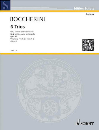 Product Cover for 6 Trios Op. 35, Volume 2