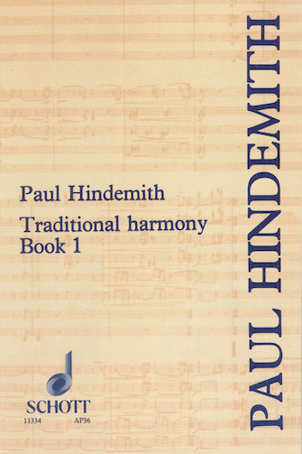 Product Cover for Traditional Harmony Book 1
