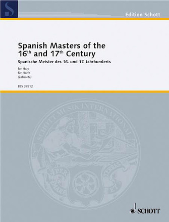 Product Cover for Spanish Masters of the 16th and 17th Centuries
