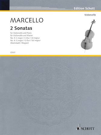 Product Cover for 2 Sonatas: No. 5 in G Major and No. 6 in C Major