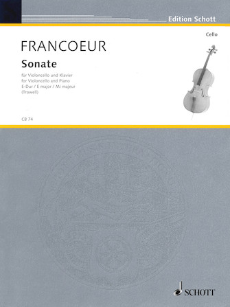 Product Cover for Sonata in E Major