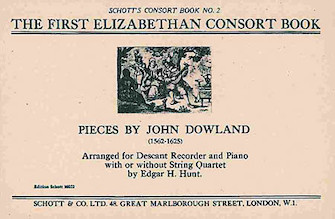 Product Cover for The First Elizabethan Consort Book