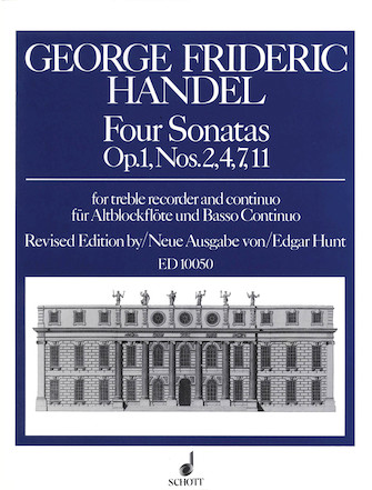 Product Cover for 4 Sonatas